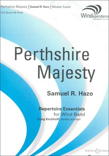 Perthshire Majesty - Partitur