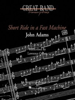 Short Ride in a Fast Machine - Partitur und Stimmen