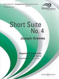 Short Suite No. 4 - Partitur