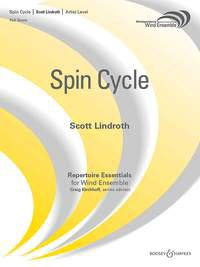 Spin Cycle - Partitur
