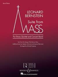 Suite from Mass - Partitur