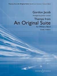 Themes from an Original Suite - Partitur