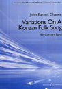 Variations on a Korean Folk Song - Partitur und Stimmen