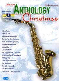 Anthology Christmas - Spielbuch mit CD