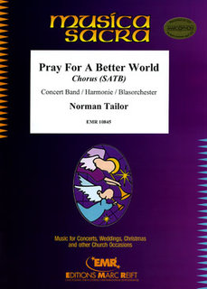Pray For A Better World