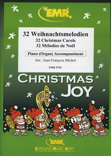 32 Christmas Carols - Piano/Orgel