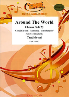 Around The World - + Chorus SATB