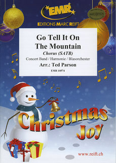 Go Tell It On The Mountain - Partitur + Stimmen