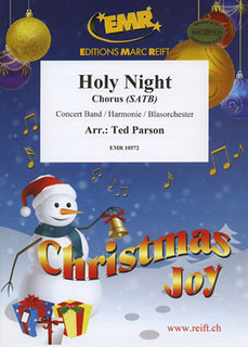 Holy Night - Partitur + Stimmen