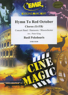 Hymn To Red October - + Chorus SATB