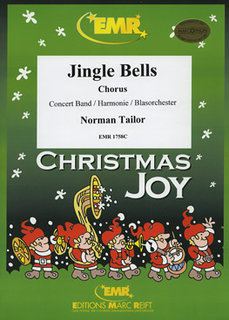Jingle Bells - + Chorus SATB