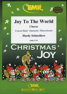 Joy To The World - + Chorus SATB