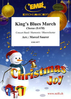 Kings Blues March - Partitur + Stimmen