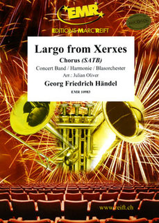 Largo from Xerxes - Partitur + Stimmen