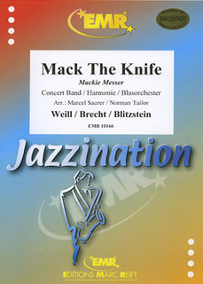 Mack The Knife - Partitur + Stimmen