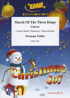 March Of The Three Kings - Partitur + Stimmen