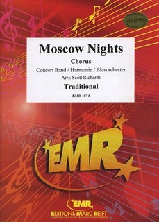 Moscow Nights - Partitur + Stimmen