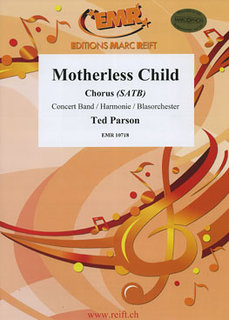 Motherless Child - Partitur + Stimmen
