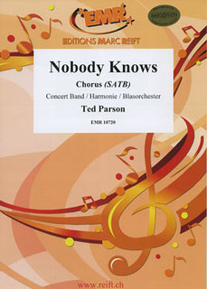 Nobody Knows - Solo Gesang