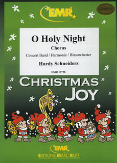 O Holy Night - + Chorus SATB