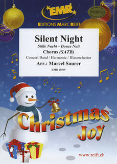 Silent Night - Partitur + Stimmen