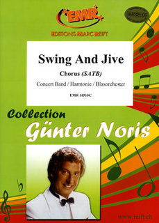 Swing And Jive - Partitur + Stimmen