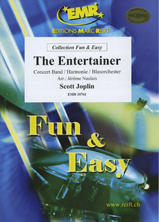The Entertainer - + Chorus SATB