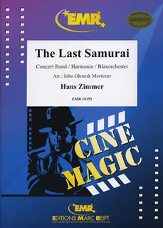 The Last Samurai - Partitur + Stimmen
