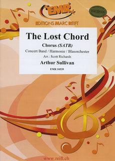 The Lost Chord - Partitur + Stimmen