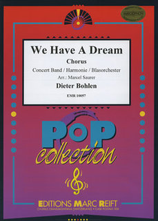 We Have A Dream - + Chorus SATB