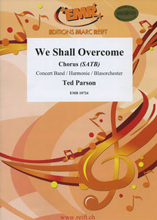 We Shall Overcom - Solo Gesang