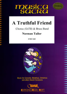 A Truthful Friend - Partitur + Stimmen