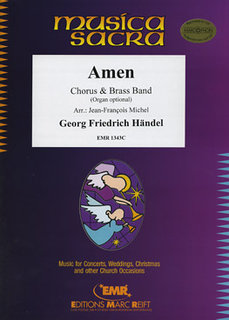 Amen from the Messiah - Partitur + Stimmen