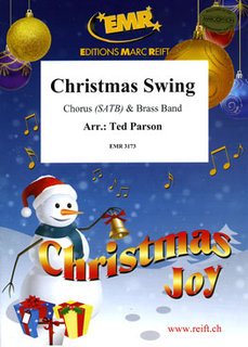 Christmas Swing - Partitur + Stimmen