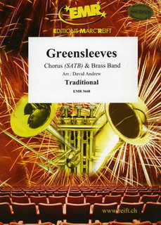 Greensleeves - Partitur + Stimmen