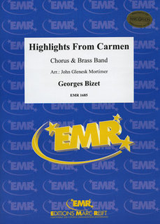 Highlights from Carmen - + Chorus SATB