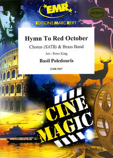 Hymn To Red October - Partitur + Stimmen