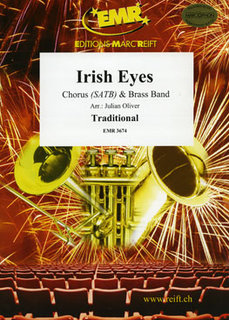 Irish Eyes - Partitur + Stimmen