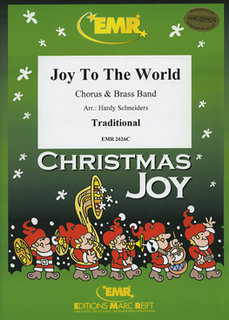 Joy To The World - + Male Chorus