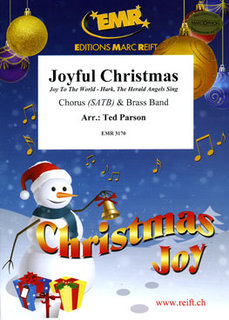 Joyful Christmas - Partitur + Stimmen