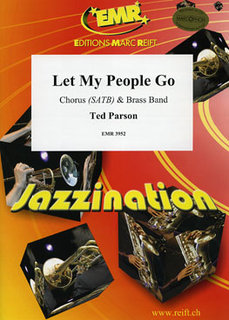 Let My People Go - + Chorus SATB