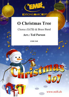 O Christmas Tree - Partitur + Stimmen