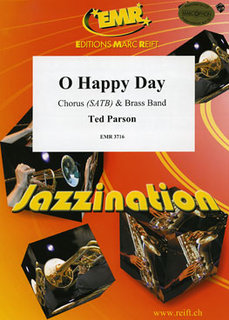 O Happy Day - Partitur + Stimmen