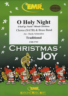 O Holy Night - Partitur + Stimmen