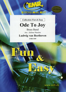 Ode To Joy - Partitur + Stimmen