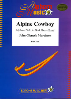 Alpine Cowboy (Alphorn in Gb Solo)