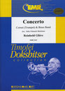 Concerto for Cornet (Cornet or Trumpet Solo)