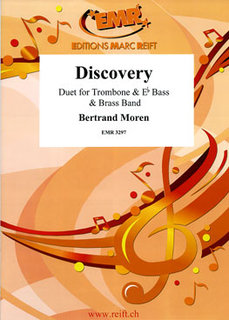 Discovery (Trombone & Eb Bass Solo)
