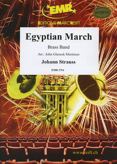 Egyptian March (+ ChorusSATB)