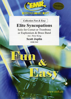 Elite Syncopations (Cornet Solo)